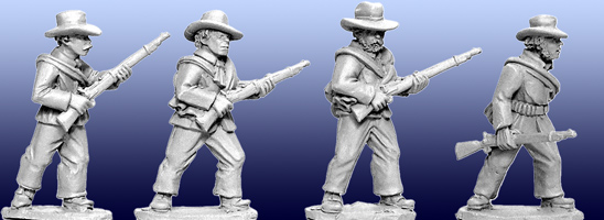 Plains Infantry I
