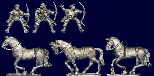 Andalusion Mounted Archers