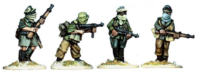 Deutsches Afrika Korps Panzergrenadiers