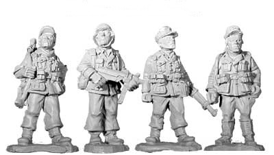 Deutsches Afrika Korps Sentries