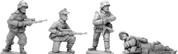 Late War German Snipers