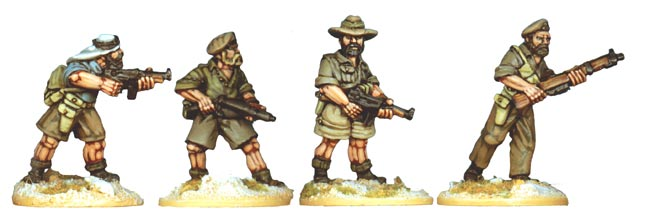 S.A.S. - Long Range Desert Group III