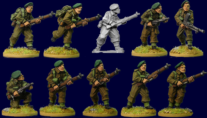 Commando Section (late war)