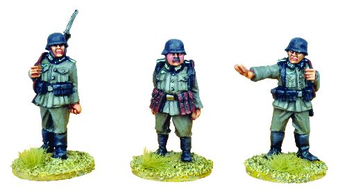 German Sentries