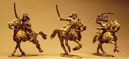 Arab Irregular Cavalry