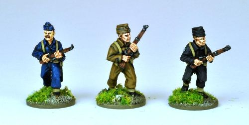 A Very Private Army Riflemen