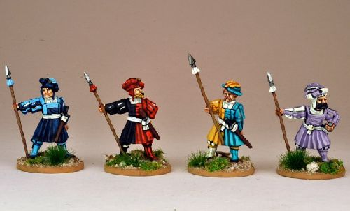 Landsknecht Officers