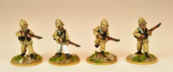 Legion in Troupes Colonial Uniform & Sun Helmet
