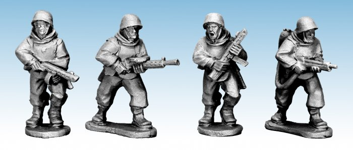 Soviet Assault Engineer Support Weapons